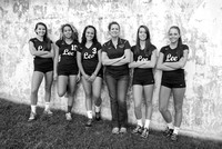 Lee High Volleyball 2013